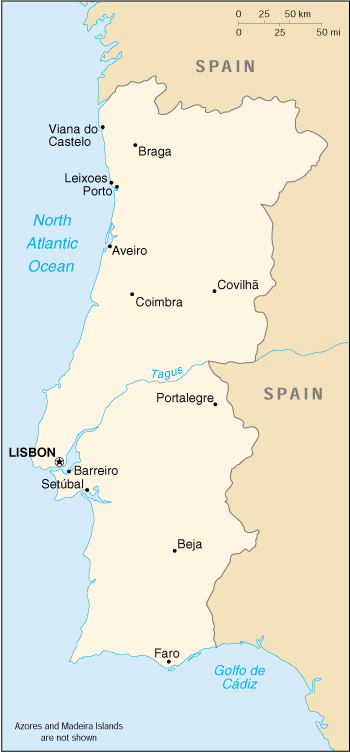 Geography - Portugal | Centre for Intercultural Learning