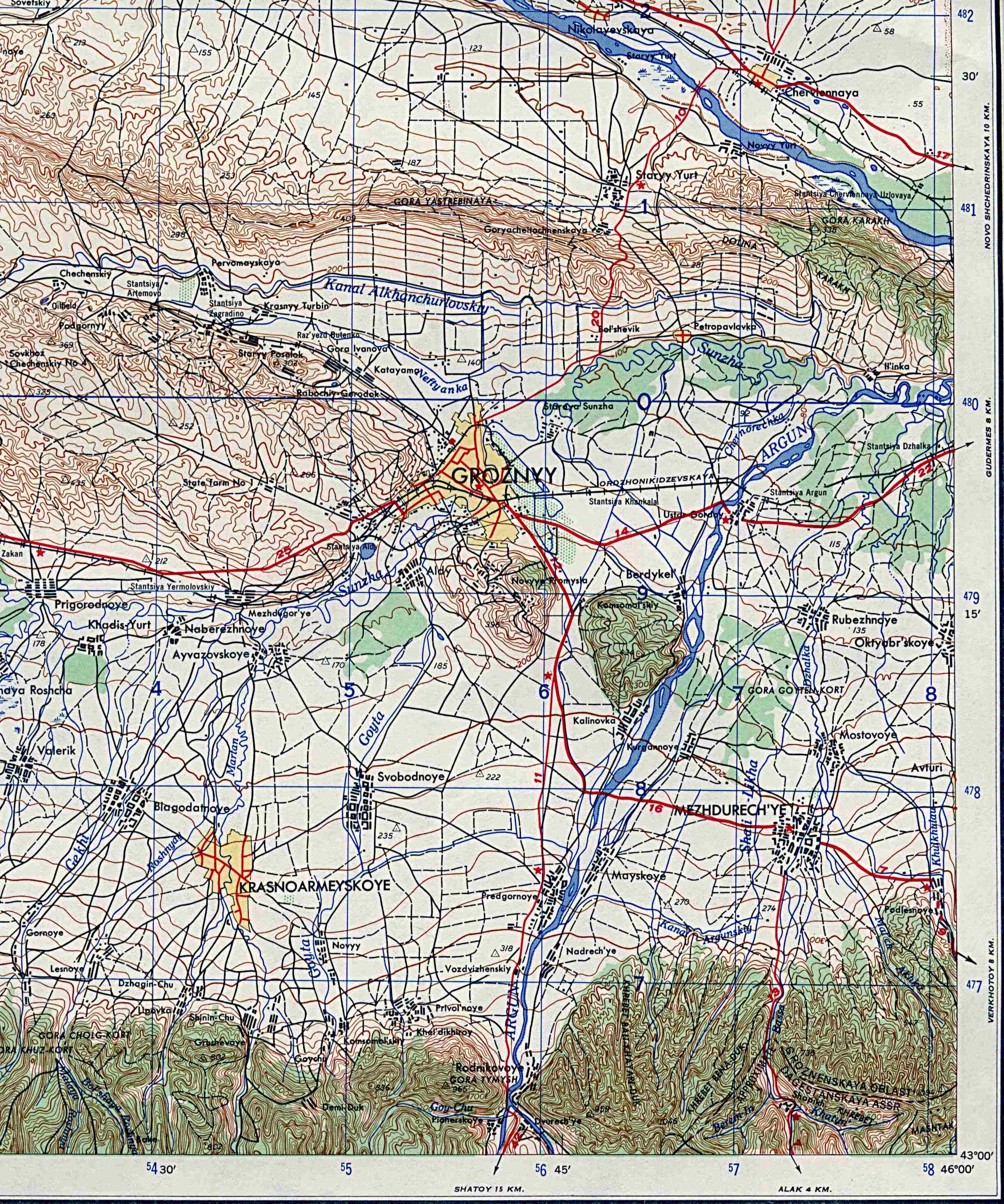 Chechnya (Chechen Republic) Maps - Perry-Castañeda Map ... on azerbaijan map, armenia map, serbia map, russia map, north korea map, second chechen war, ramzan kadyrov, slovenia map, shamil basayev, caucasus map, beslan school hostage crisis, pakistan map, chechen people, kyrgyzstan map, novaya zemlya map, kalmykia map, uzbekistan map, saint petersburg, first chechen war, dagestan map, caucasus mountains, grozny map, siberia map, slovakia map, moscow map, ukraine map, europe map, north caucasus, georgia map, moscow theater hostage crisis,
