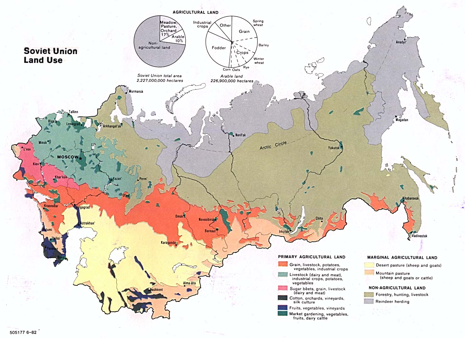 Russia Map 1917.Russia And The Former Soviet Republics Maps Perry Castaneda Map