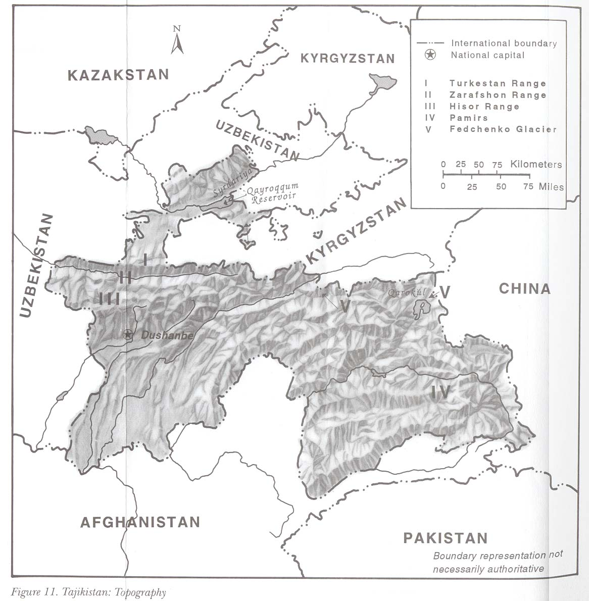 Tajikistan Maps PerryCastañeda Map Collection UT Library Online - Middle east map dushanbe