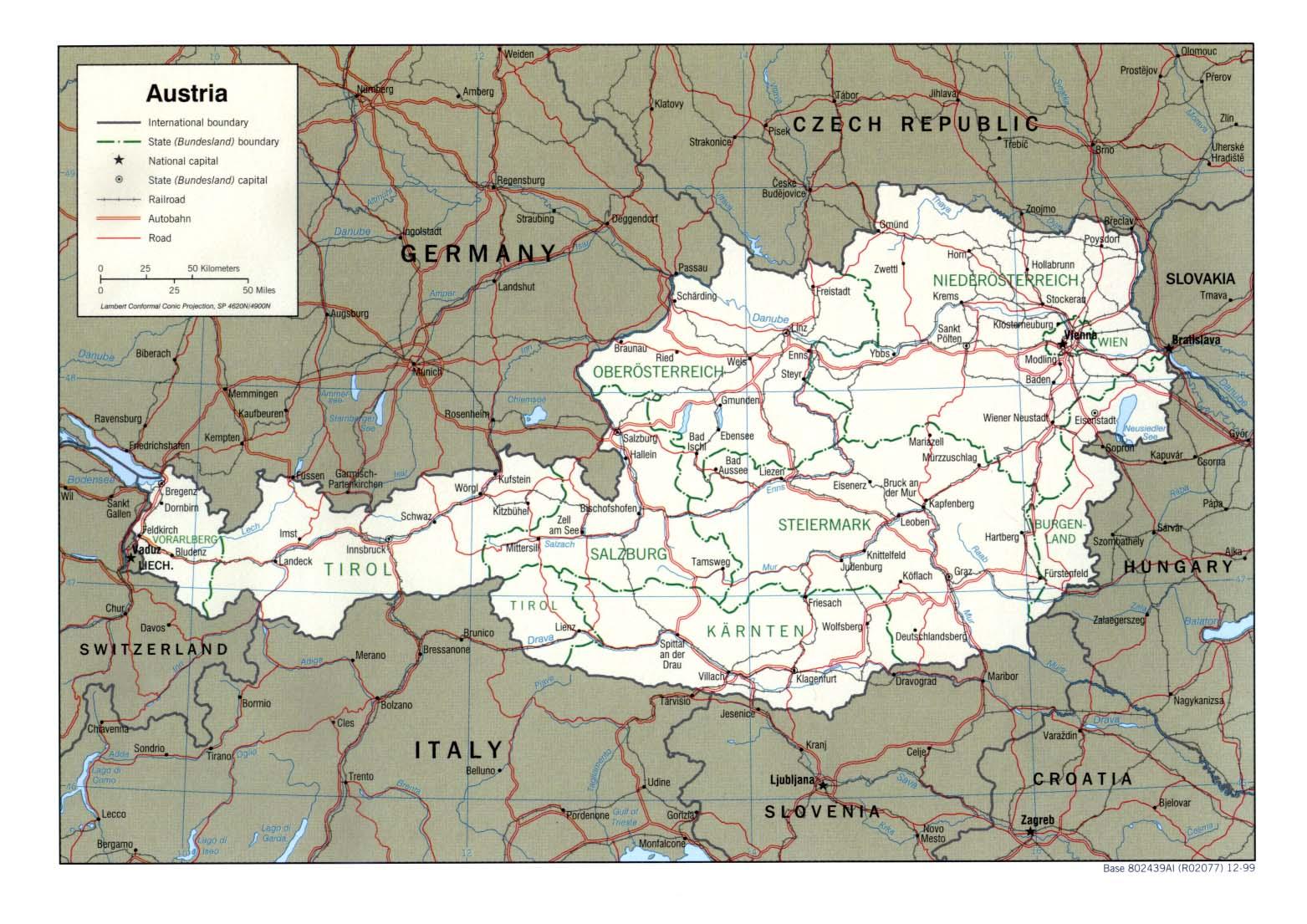 Alquiler de vacaciones en Viajes Austria Información de la Oficina de Turismo de Austria