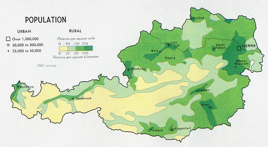 Austria Maps PerryCastañeda Map Collection UT Library Online - Graz austria map