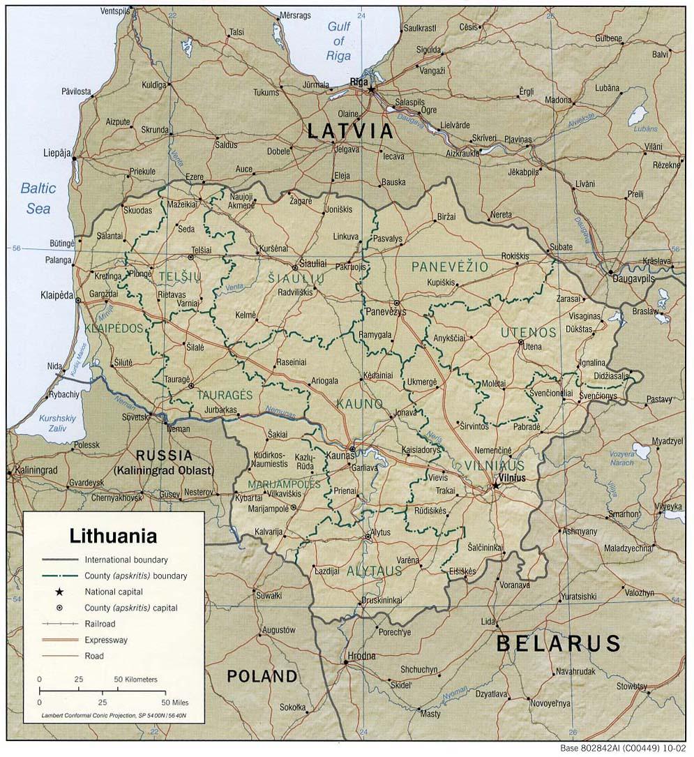 Lithuania On Line