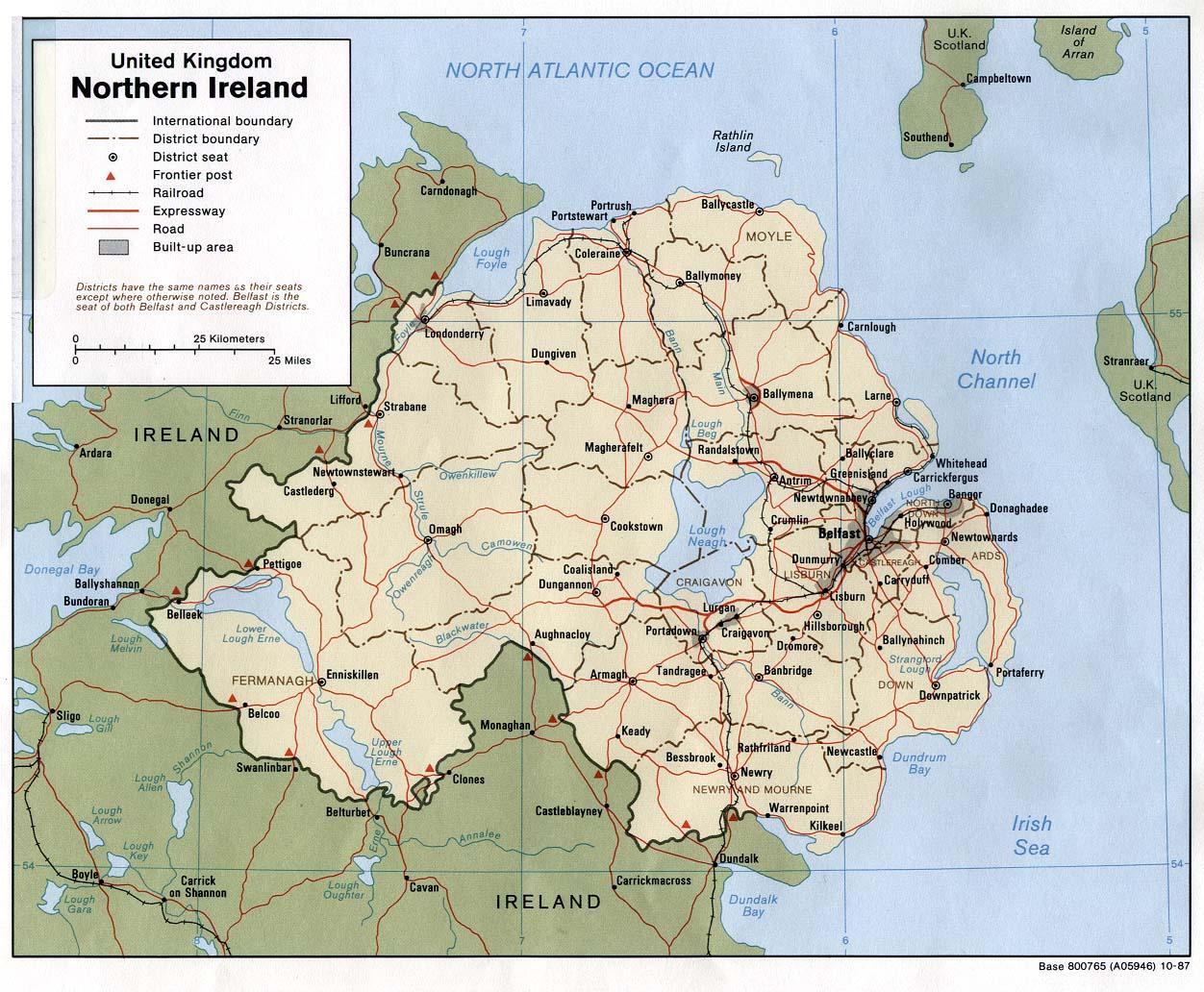 Northern Ireland(1987年版)