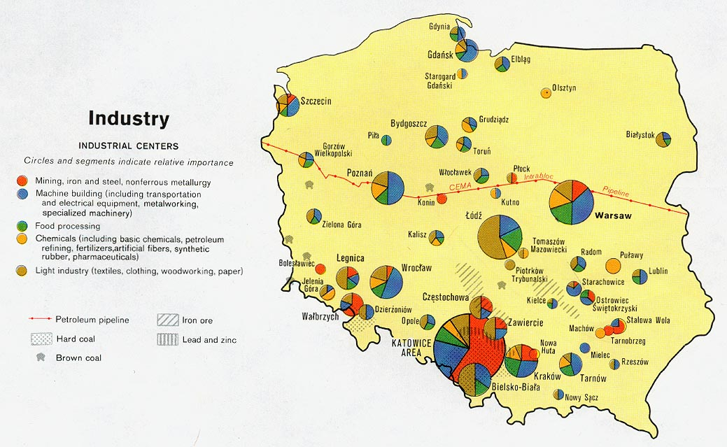 Poland Maps - Perry-Castañeda Map Collection - UT Library Online