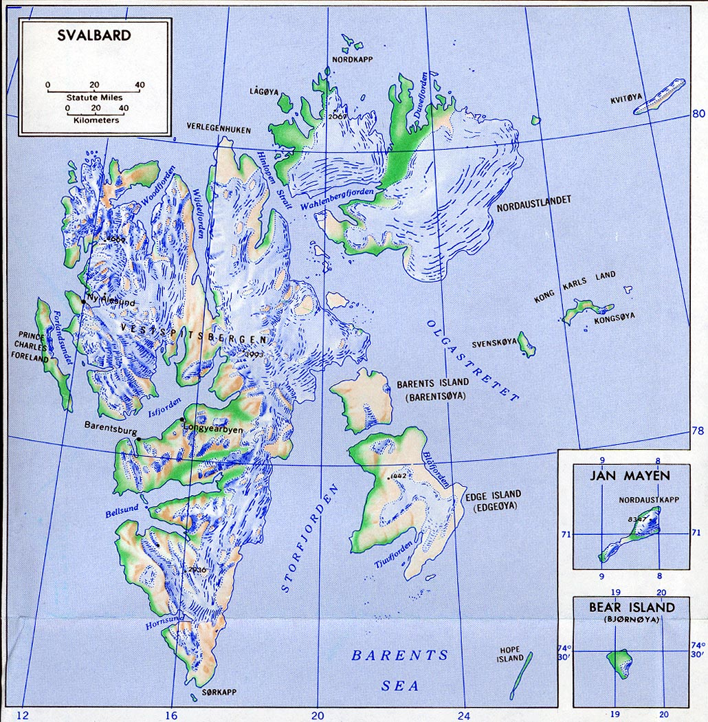 Norway Maps  PerryCastaeda Map Collection  UT Library Online