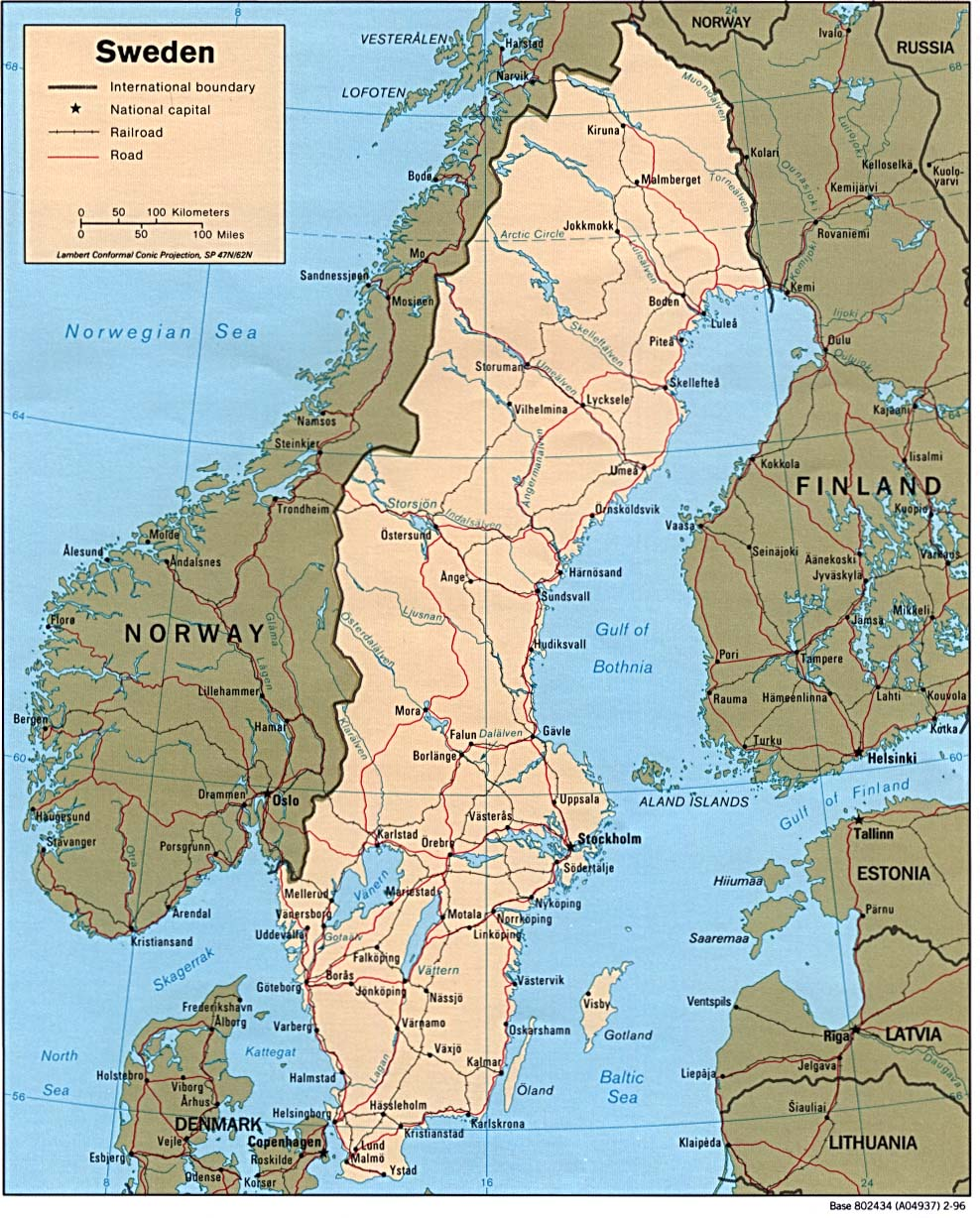 Map Of Sweden Pictures to pin on Pinterest: http://pinstake.com/map-of-sweden