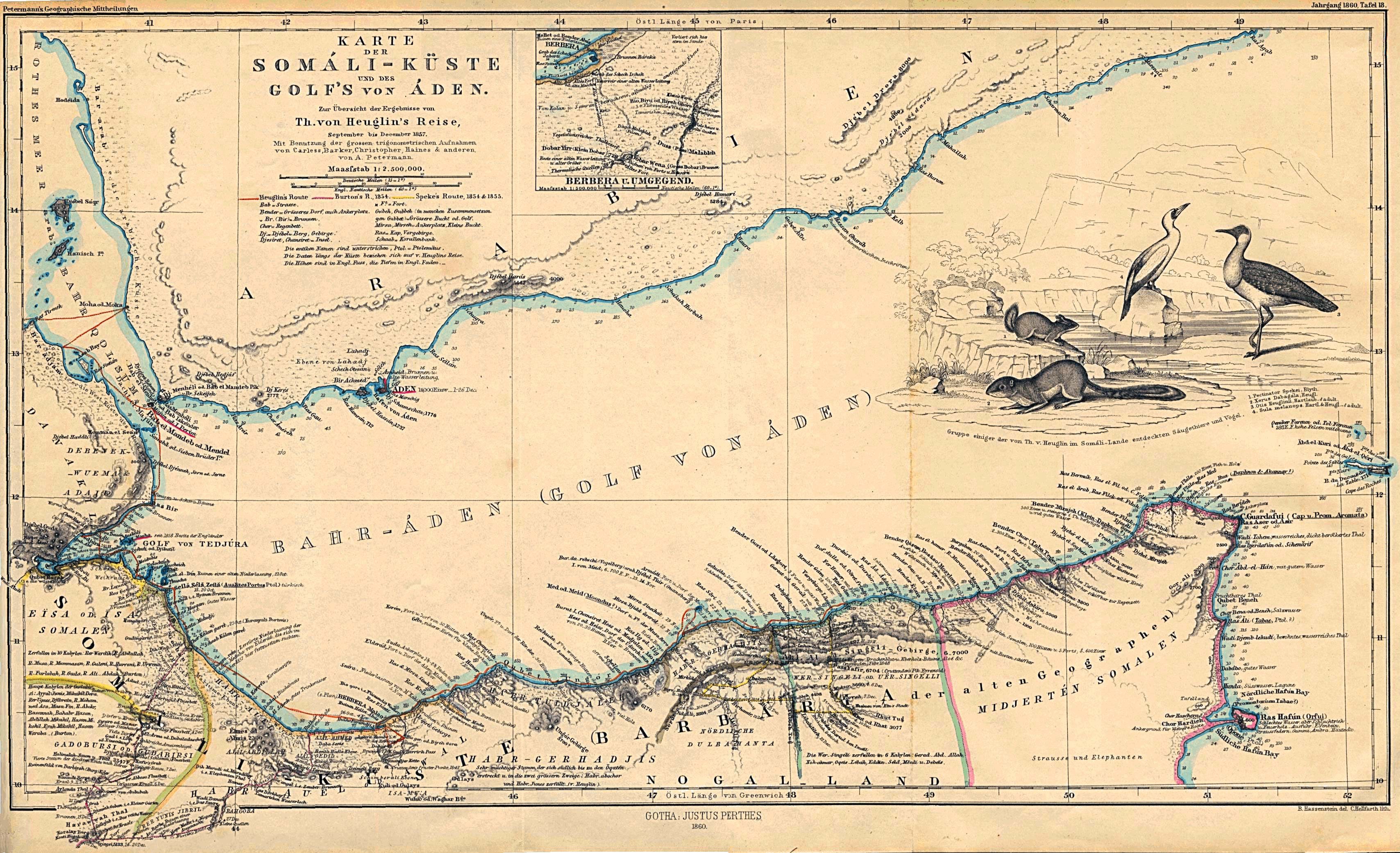 somali coast and aden gulf 1860