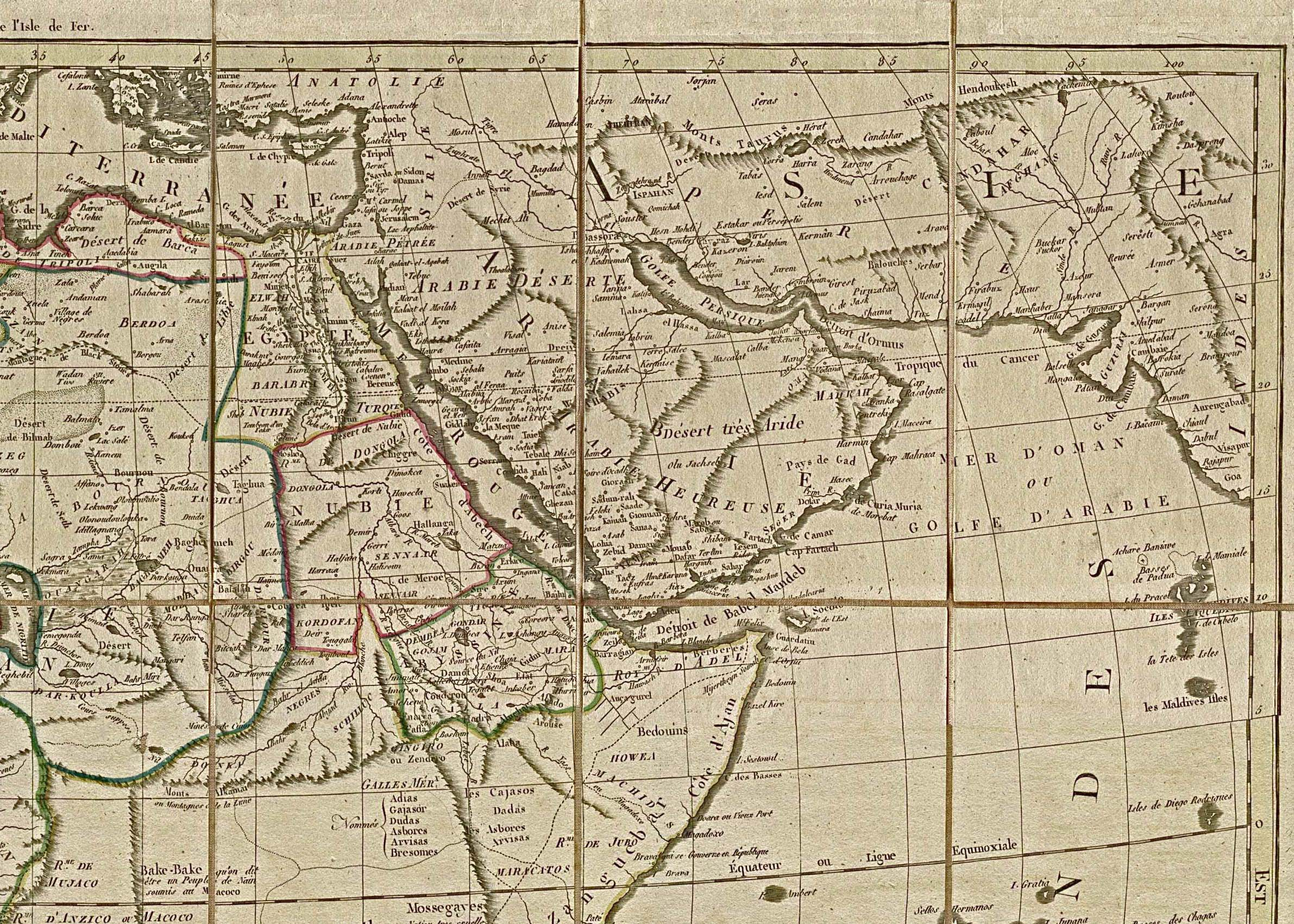 Africa Historical Maps PerryCastañeda Map Collection UT - Maps of africa