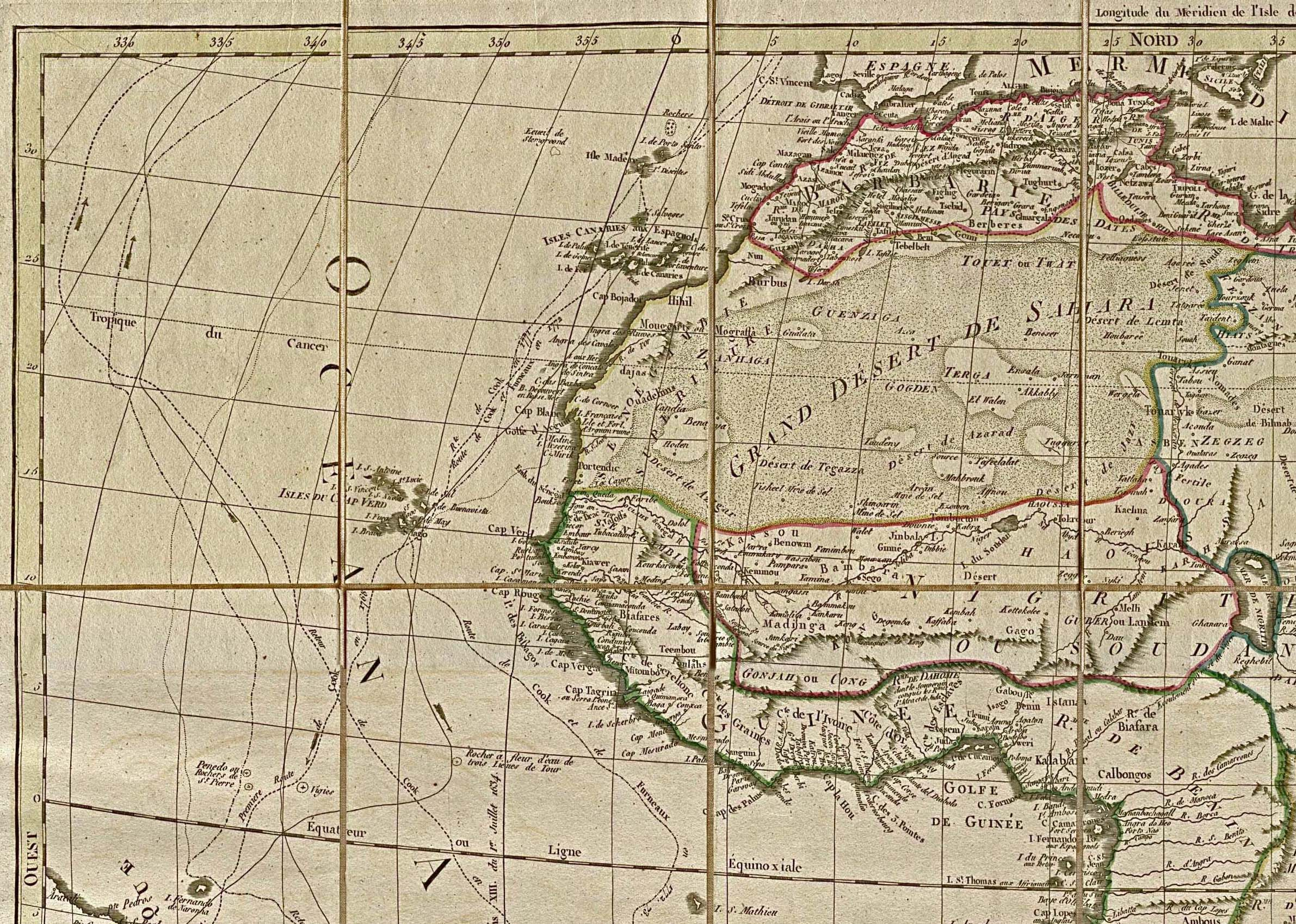 Africa Historical Maps  PerryCastaeda Map Collection  UT