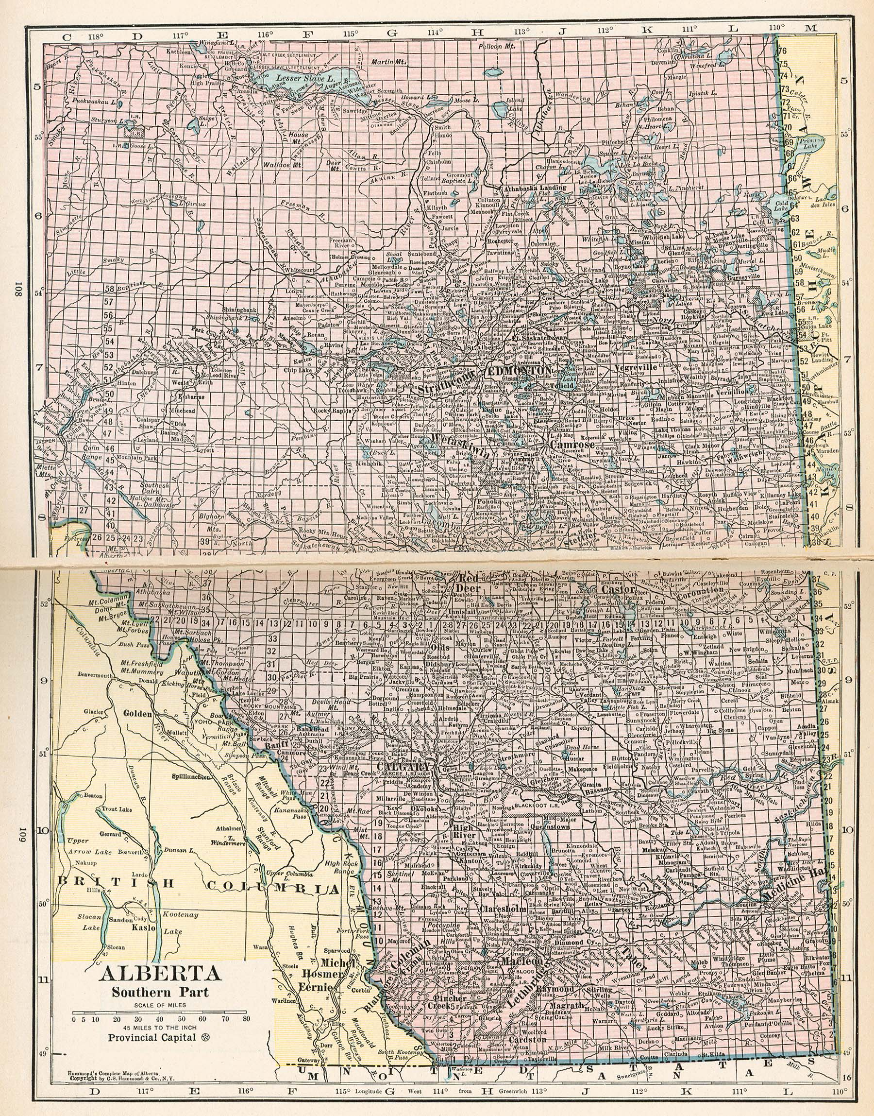 Americas Historical Maps - Perry-Castañeda Map Collection - UT ...