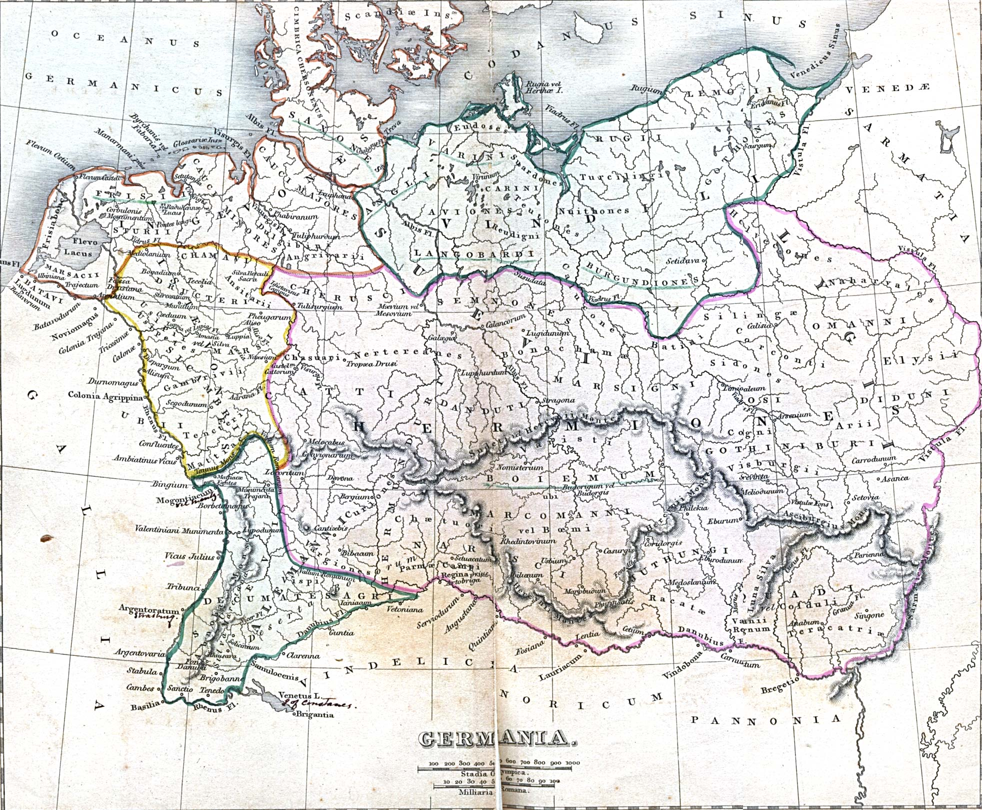 Middle Ages Maps by History Link 101