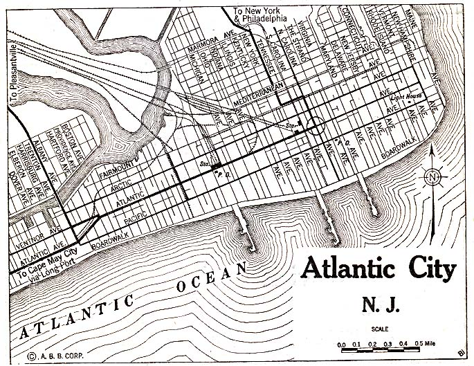 atlantic city new jersey 1920