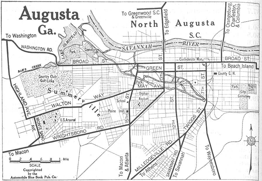 United States Historical City Maps PerryCastaeda Map Collection