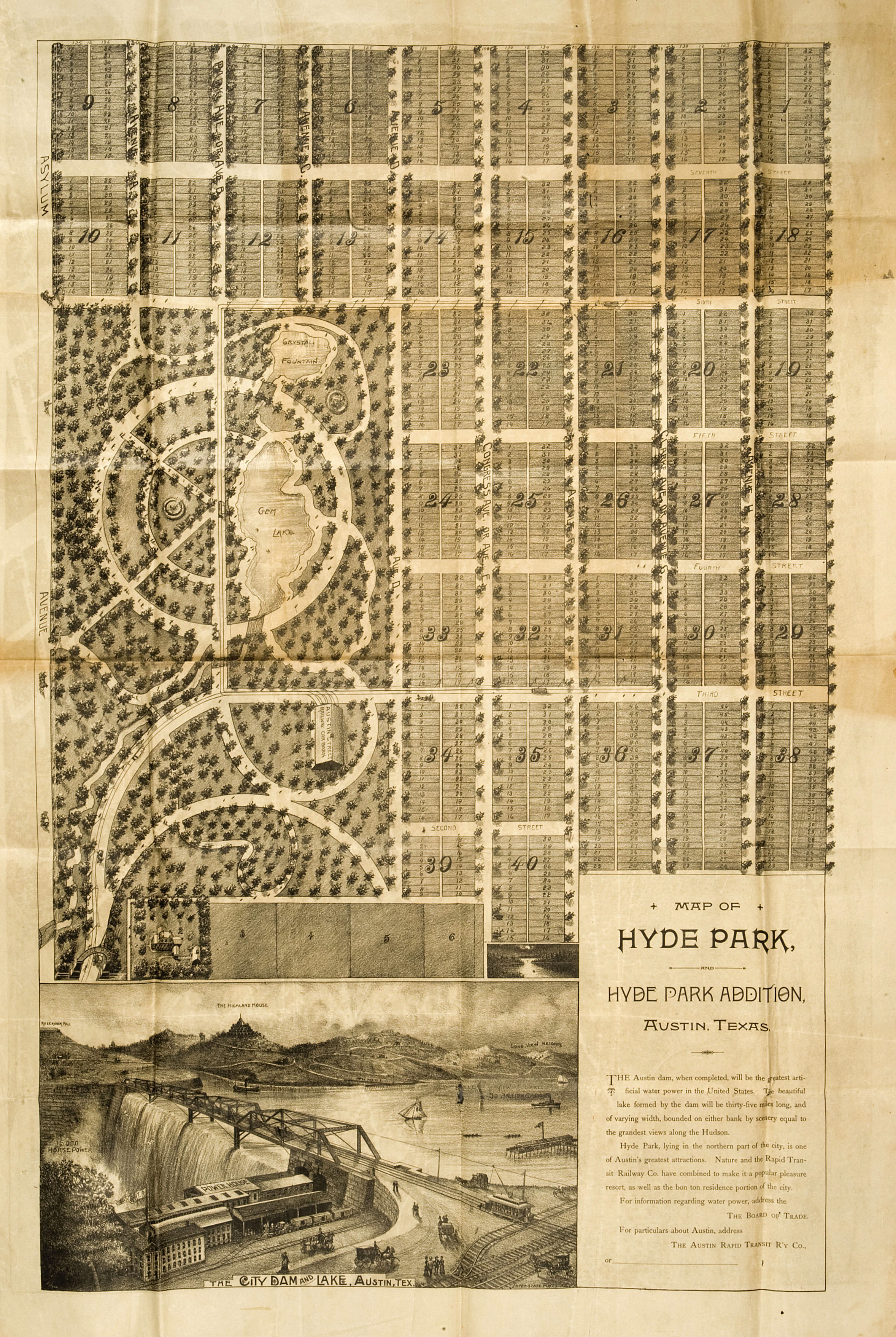 Park Cities Dallas Map.Texas Cities Historical Maps Perry Castaneda Map Collection Ut