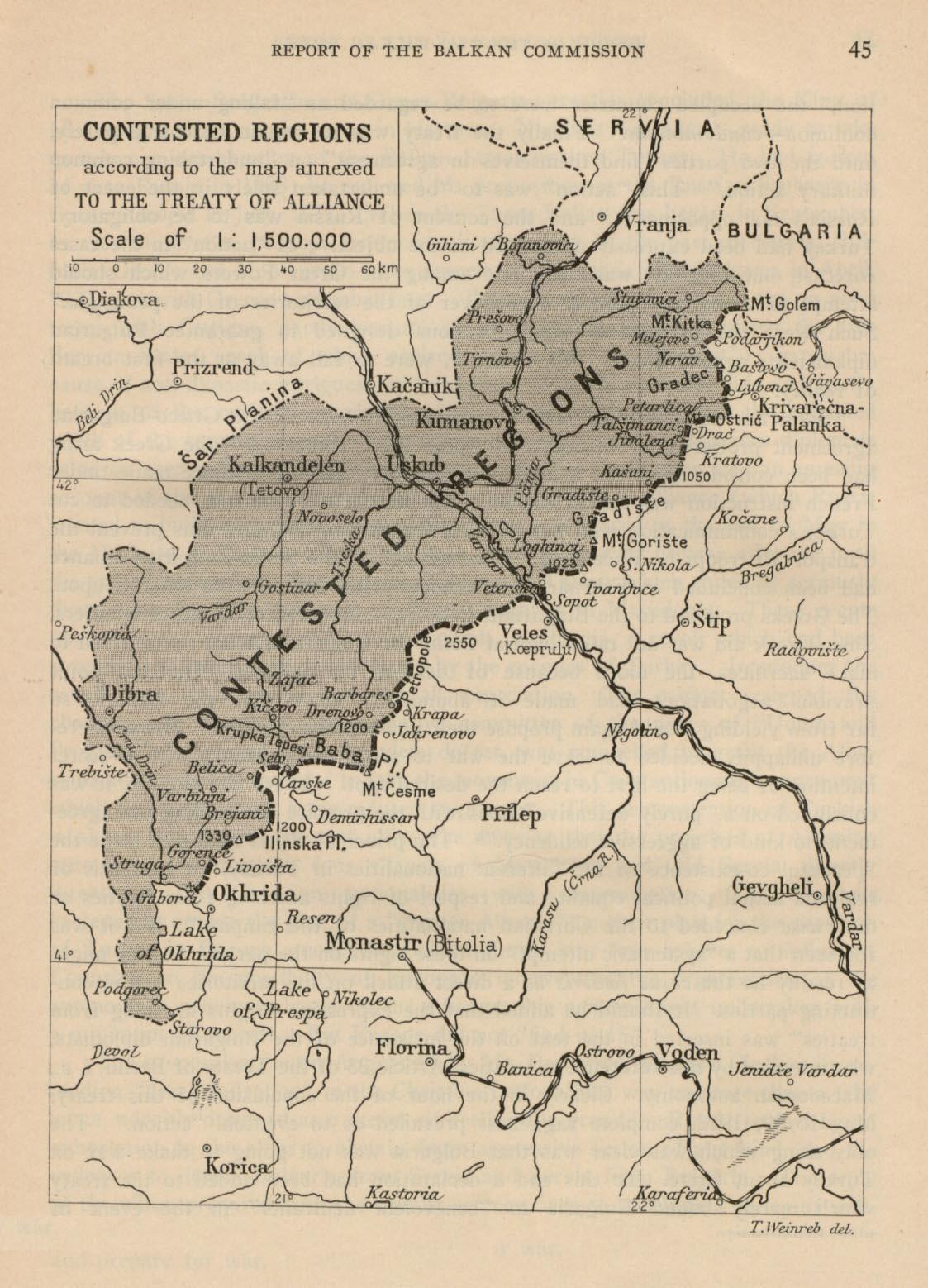 Karta Balkana 1878.Whkmla Historical Atlas Serbia Page