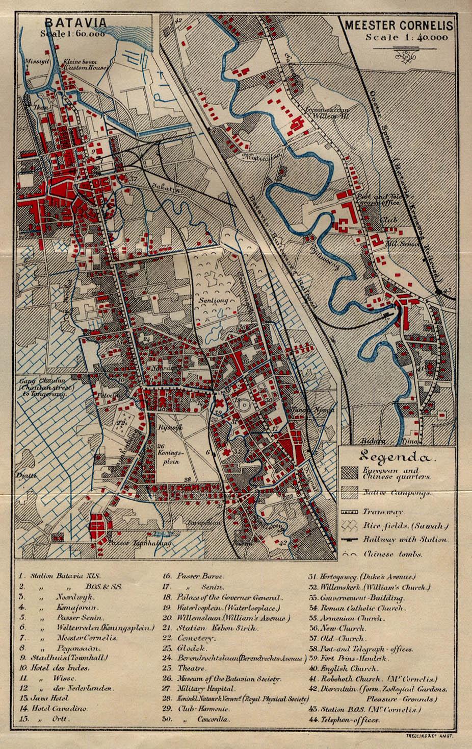 Batavia, 1897