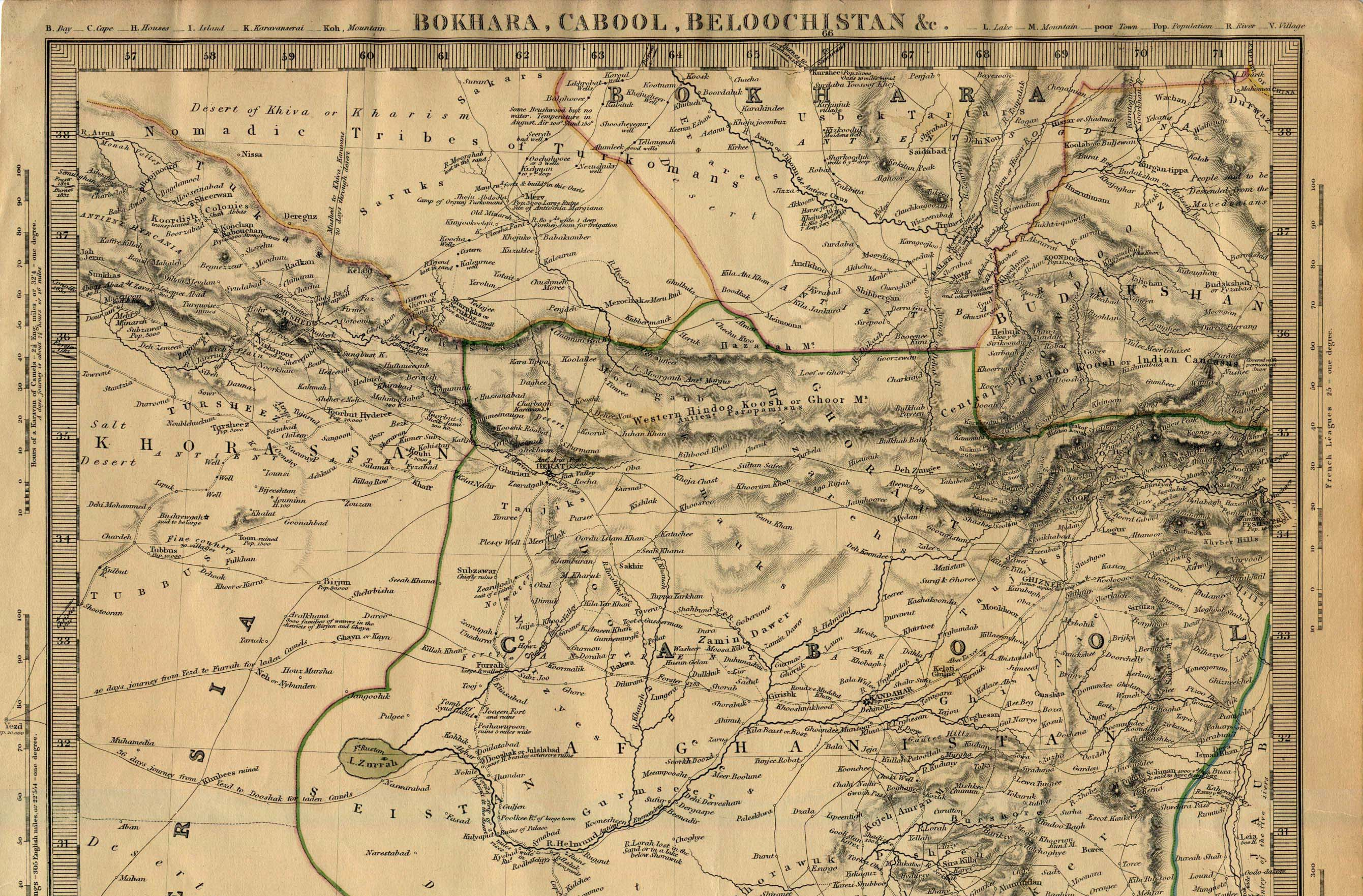 afghanistan maps perry castaà eda map collection ut library online