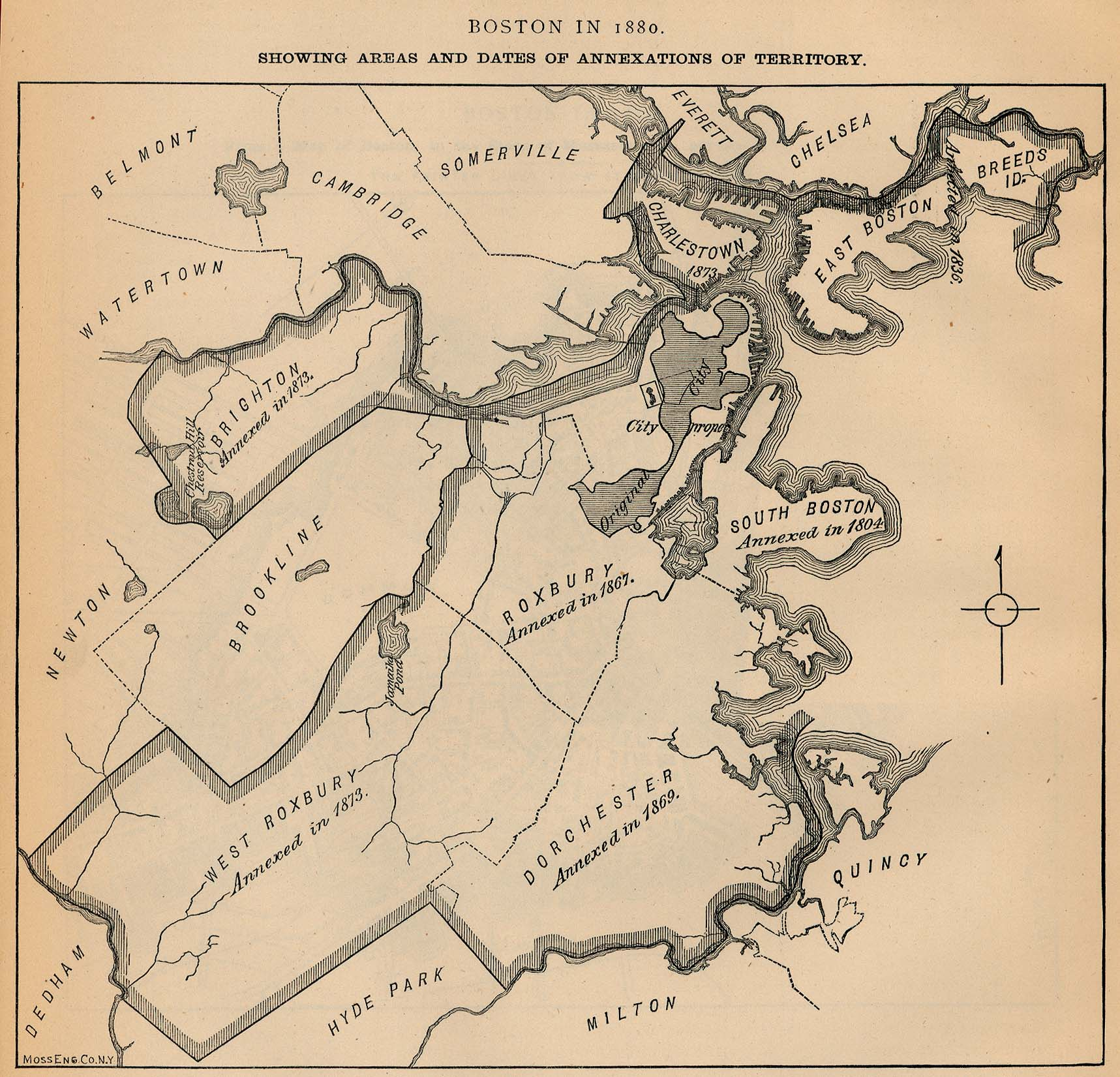 Greater Boston Map Towns.Massachusetts Maps Perry Castaneda Map Collection Ut Library Online
