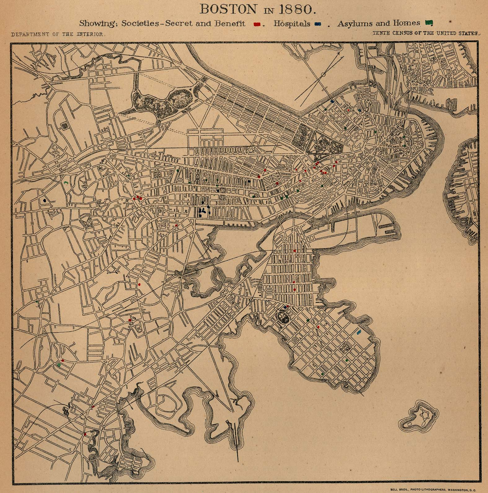 Massachusetts Maps - Perry-Castañeda Map Collection - UT Library Online