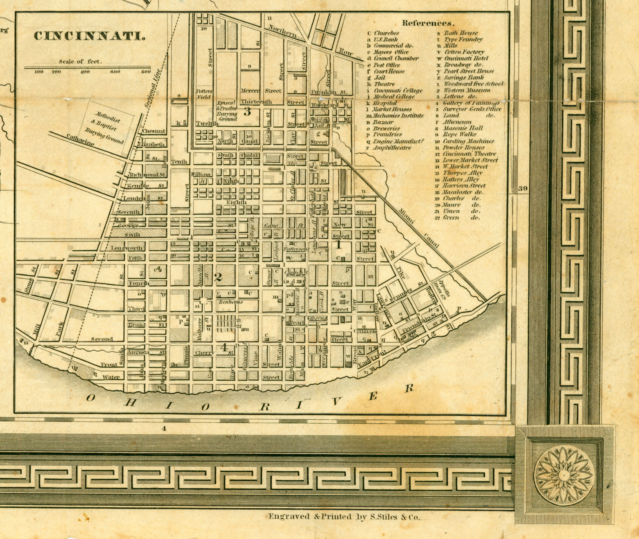 United States Historical City Maps - Perry-Castañeda Map Collection