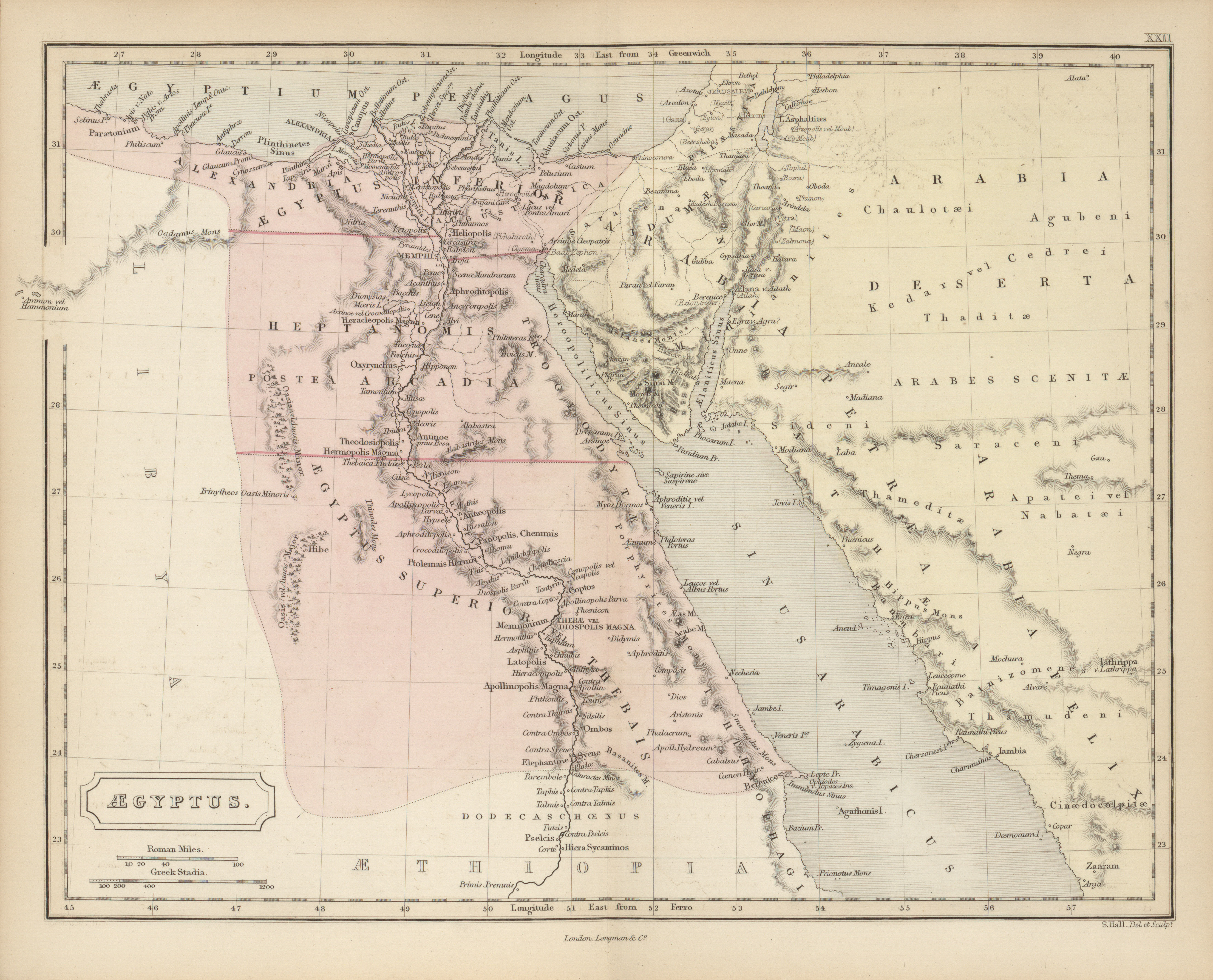 Maps from Dr. Butler\'s Atlas of Ancient Geography - Perry-Castañeda ...