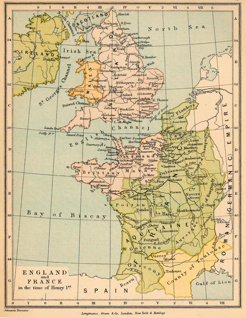 United kingdom maps perry castaeda map collection ut library online england and france in the time of henry i gumiabroncs Images