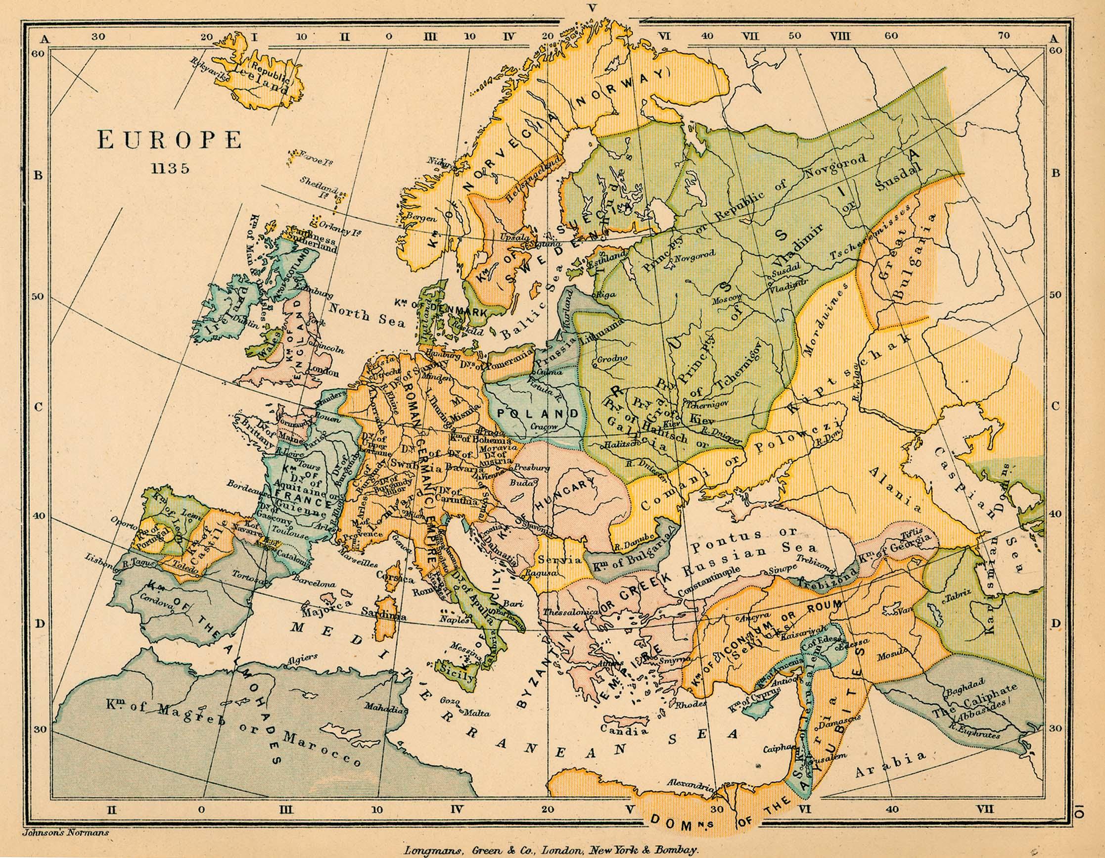 Public Schools Historical Atlas by C Colbeck PerryCastaeda Map