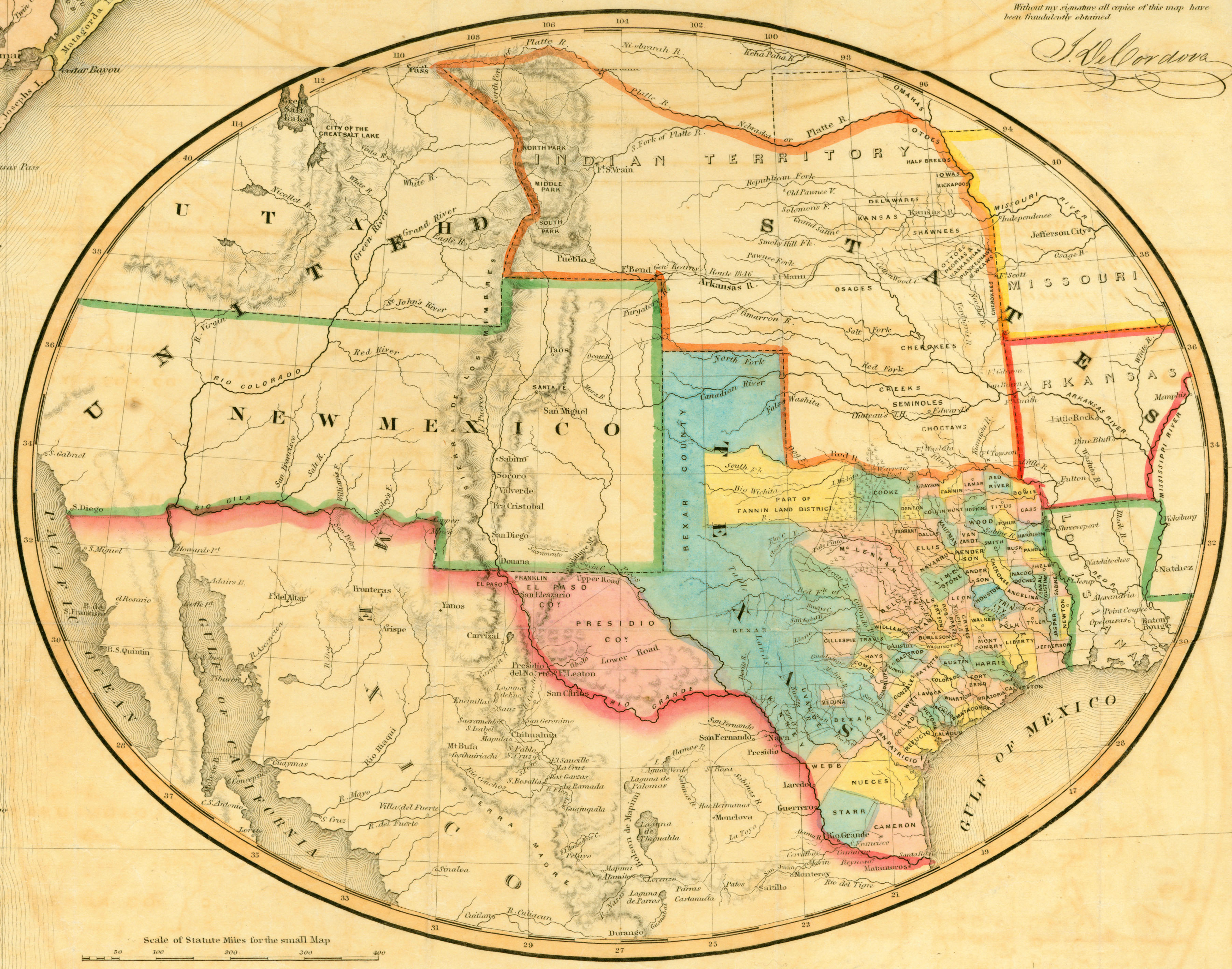 Map Of Texas 1835.Texas Historical Maps Perry Castaneda Map Collection Ut Library