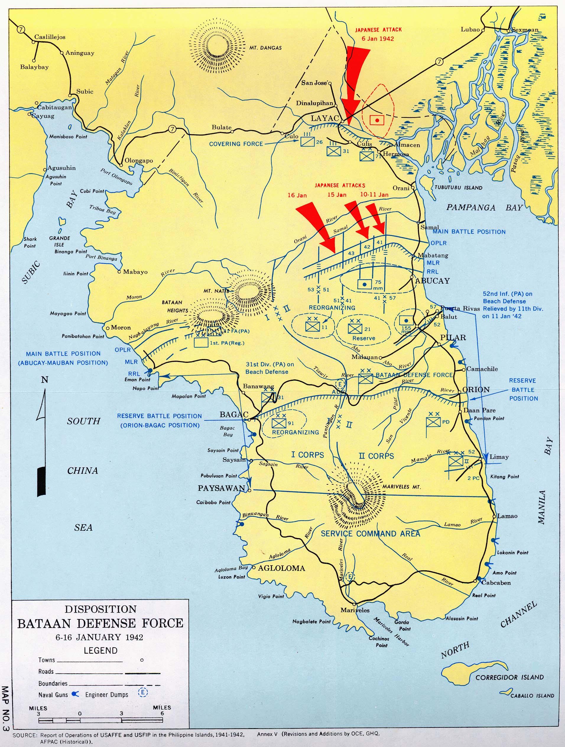 United States Map Southwest