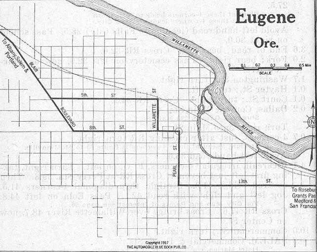 Oregon Maps PerryCastañeda Map Collection UT Library Online - Oregon maps