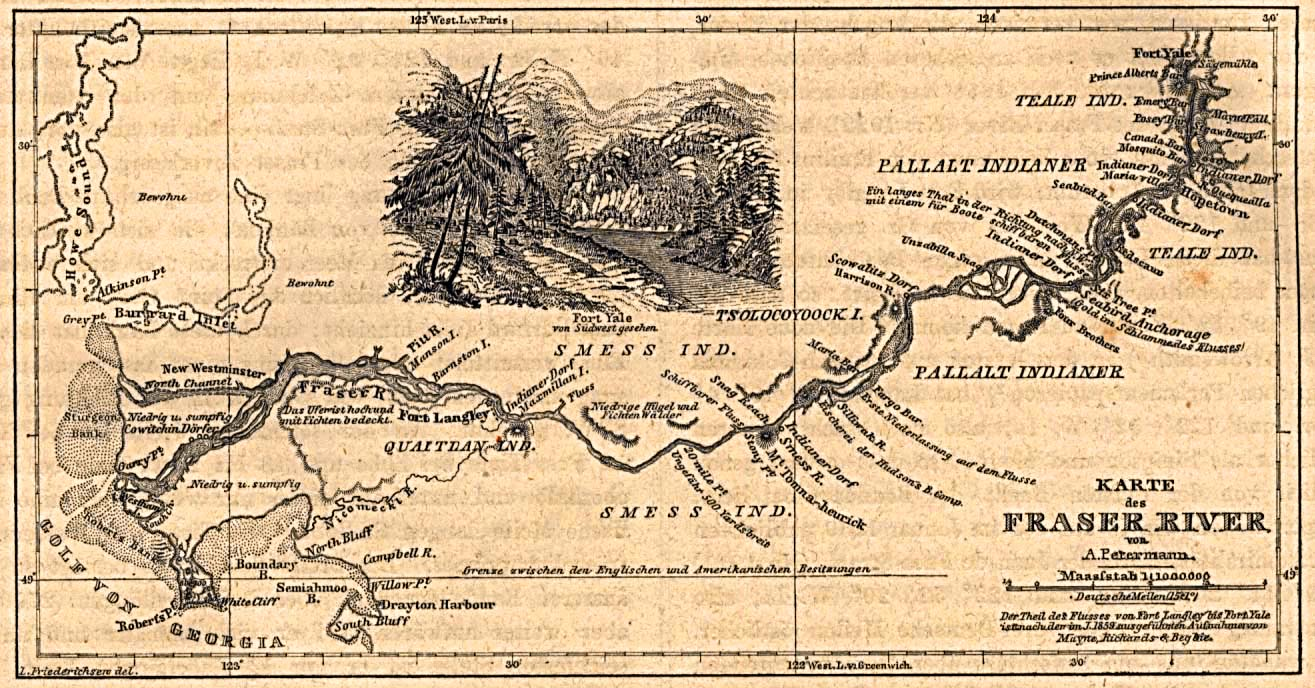 Americas Historical Maps PerryCastañeda Map Collection UT - North america historical map 1845