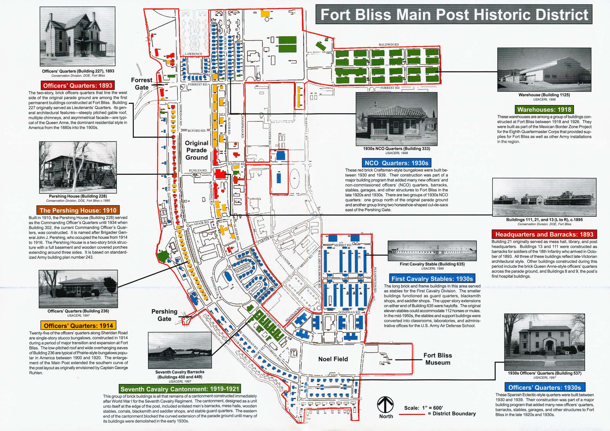 Texas Cities Historical Maps  PerryCastaeda Map