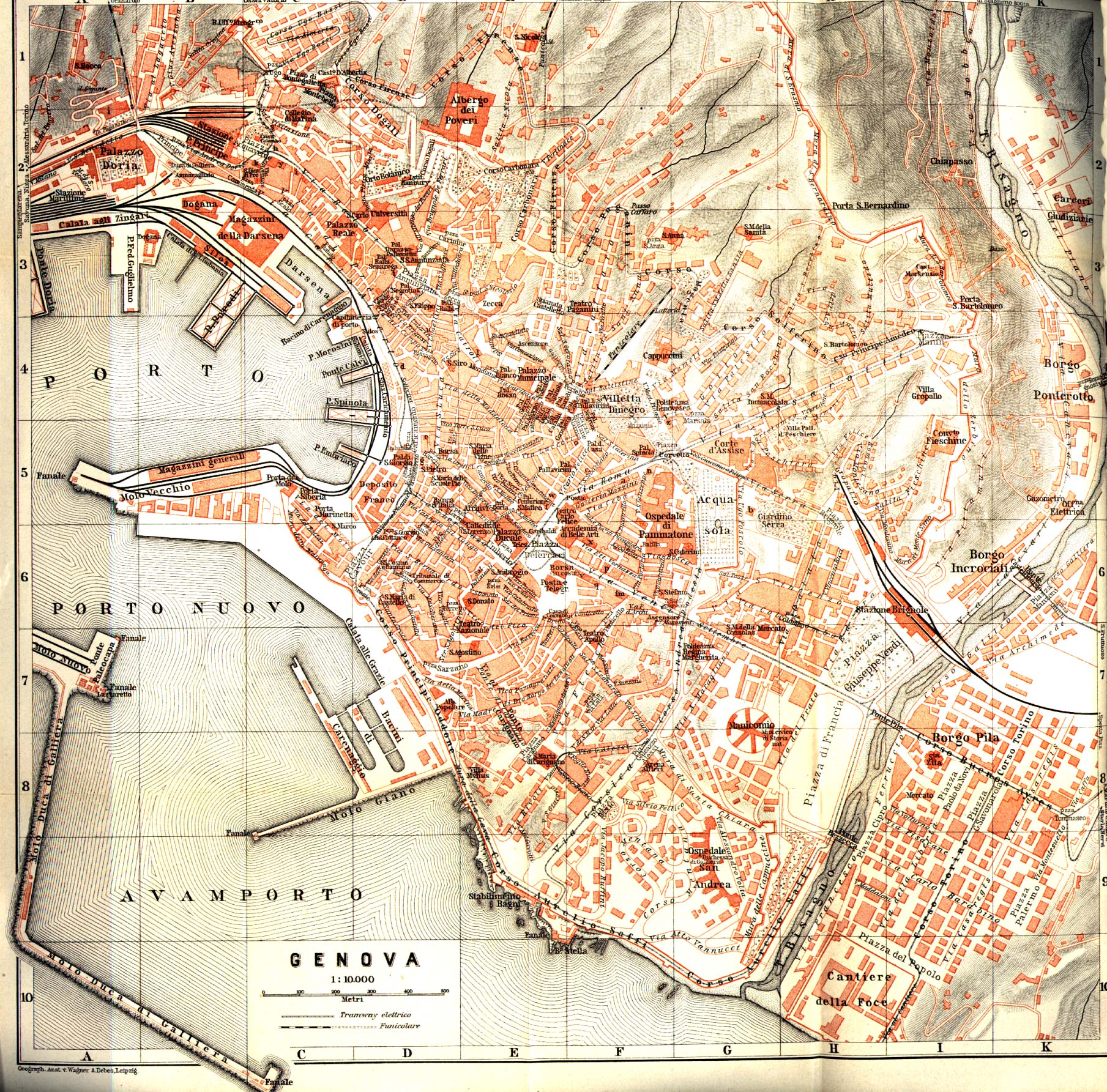 Europe historical maps perry castaeda map collection ut library genova genoa 1913 gumiabroncs Images