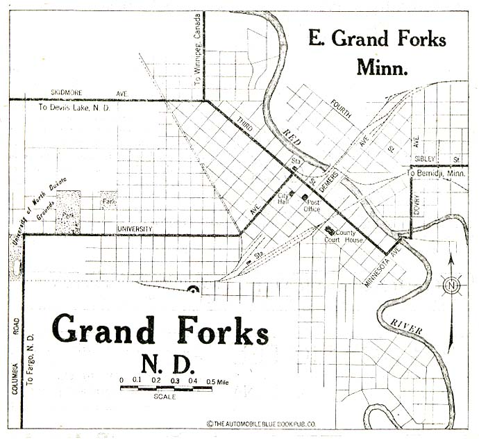 Grand Forks County  NDGenWeb Project