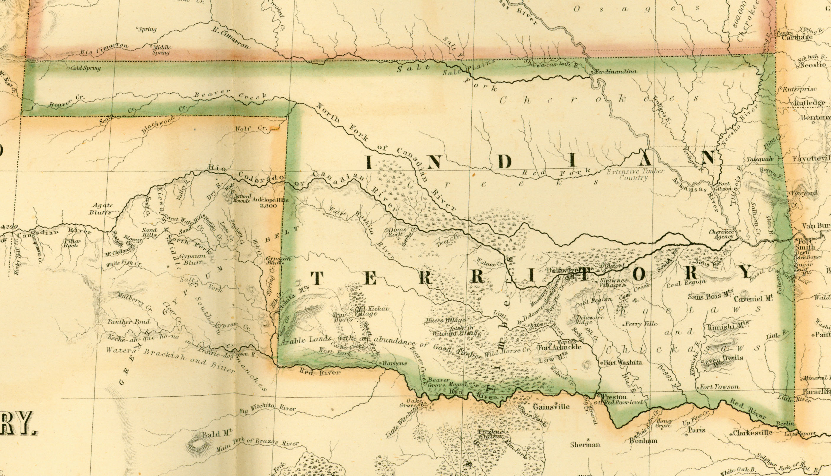 Maps United States Map Atlas - Us map 1840