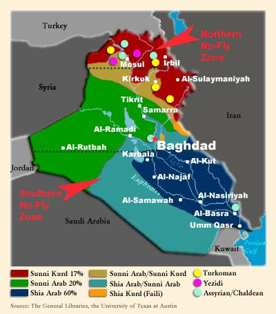 Shingal Irak Karte.Mena Atlas Comments And Sources