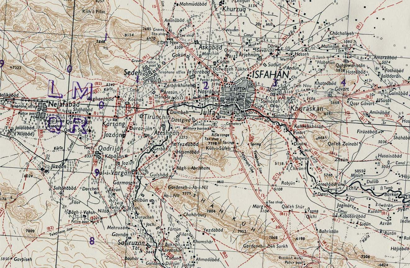 Worksheet. Iran Maps  PerryCastaeda Map Collection  UT Library Online