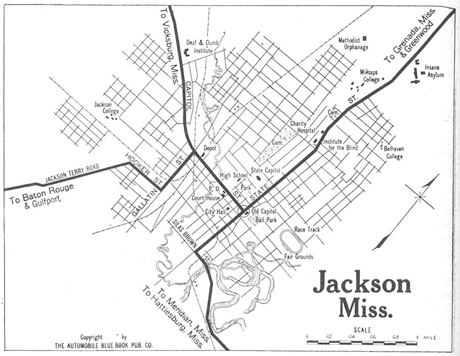 Mississippi Maps  PerryCastaeda Map Collection  UT