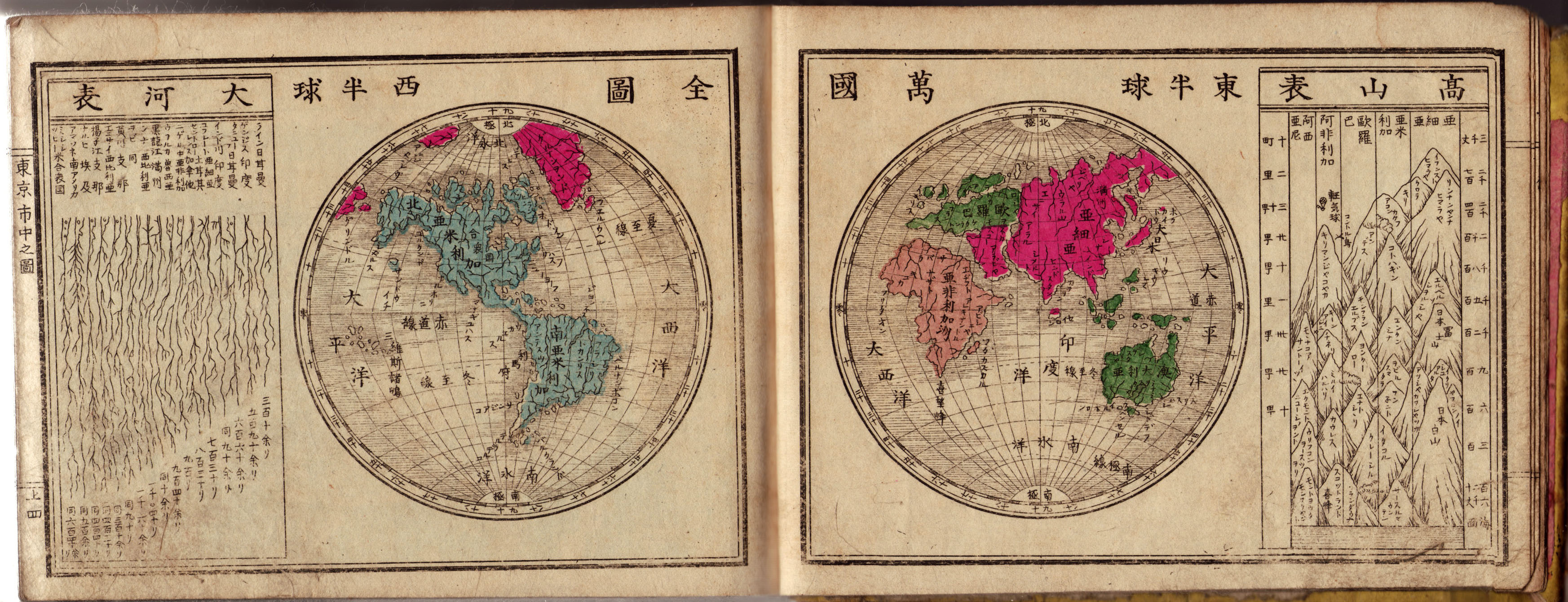 Asia Historical Maps PerryCastañeda Map Collection UT Library - World map us and japan