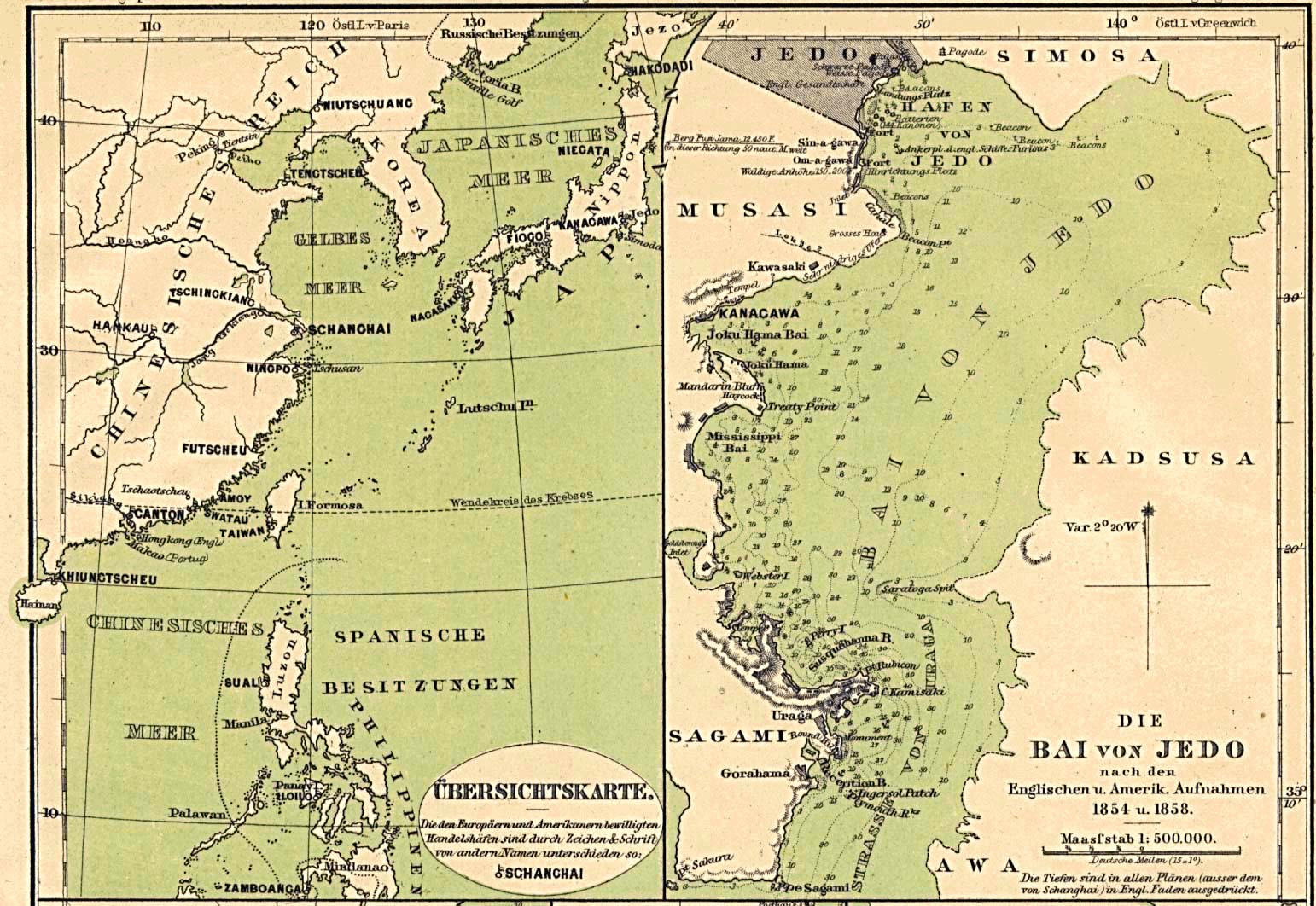 China historical maps perry castaeda map collection ut library ports in china japan and the philippines 1860 part i gumiabroncs Image collections