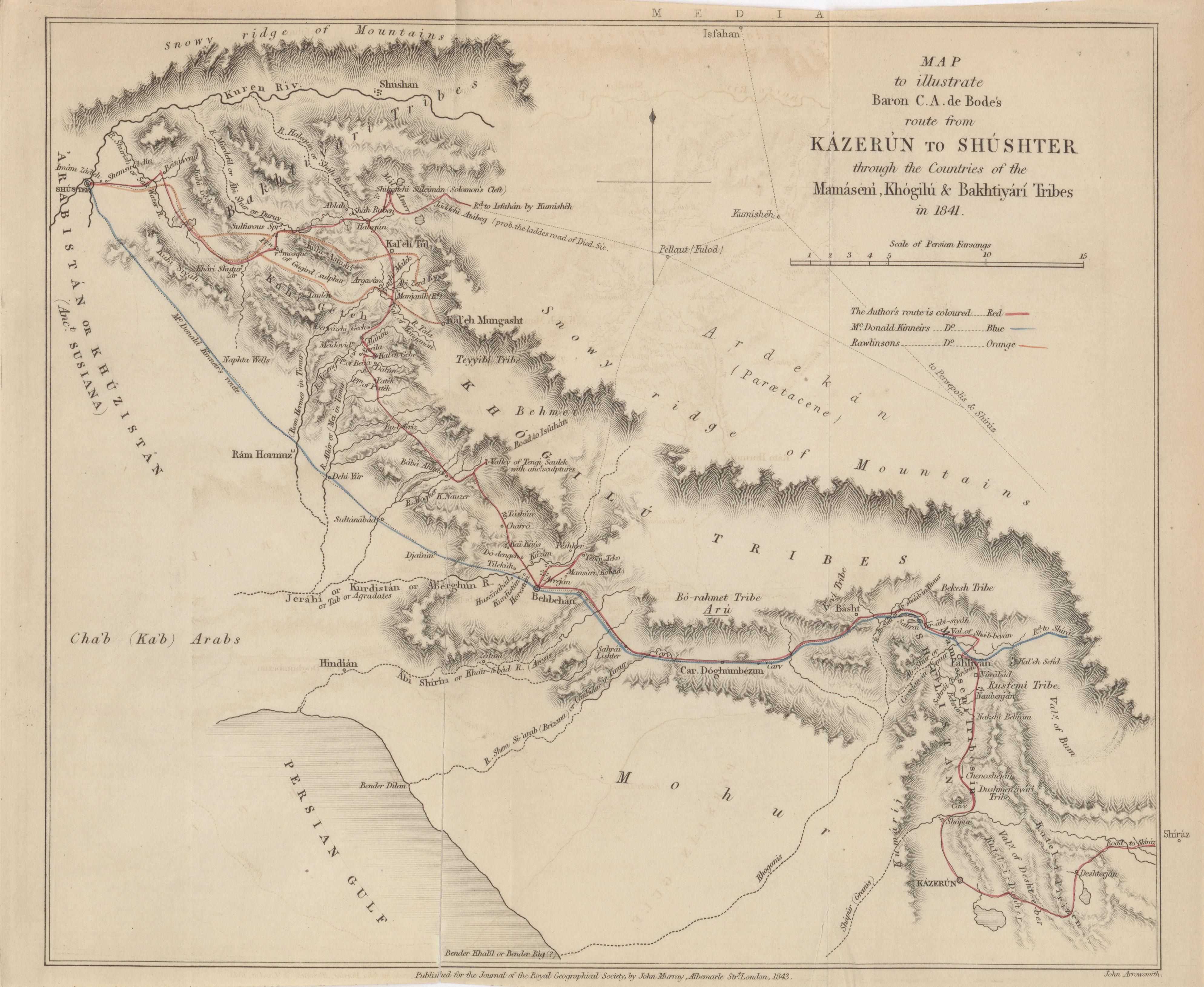 Illustrate Map on