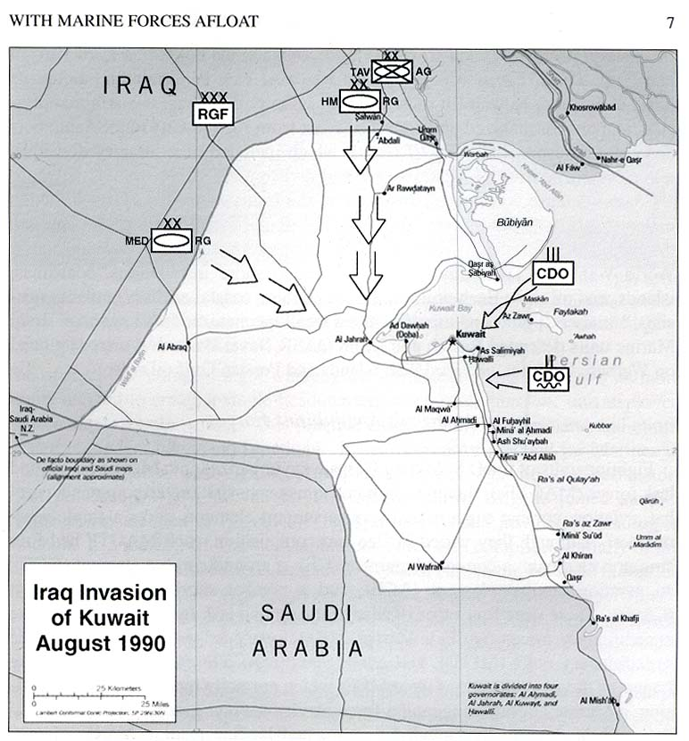Kuwait Maps PerryCastañeda Map Collection UT Library Online - Buy historical maps