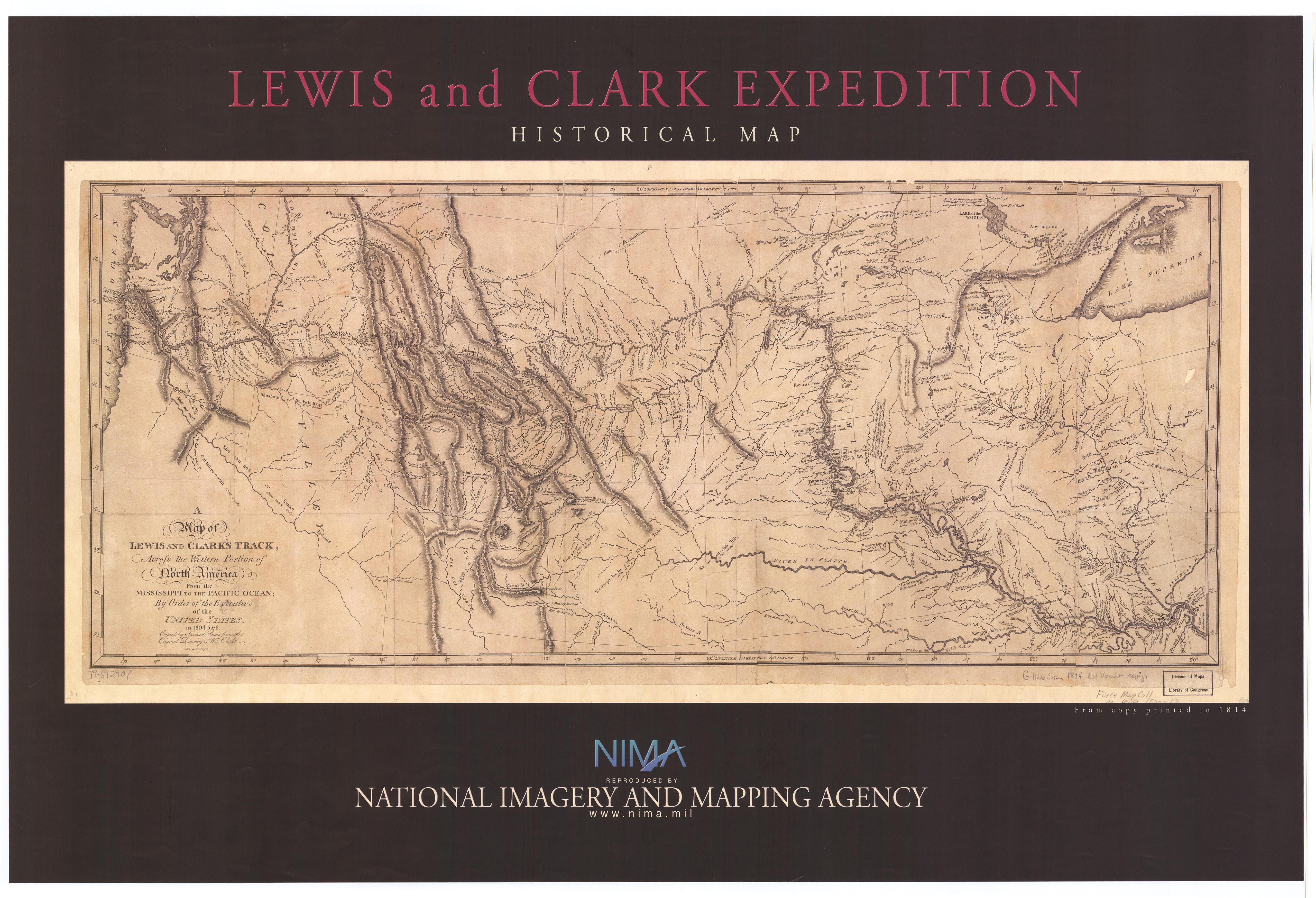 A lewis and clarks expedition journal entry