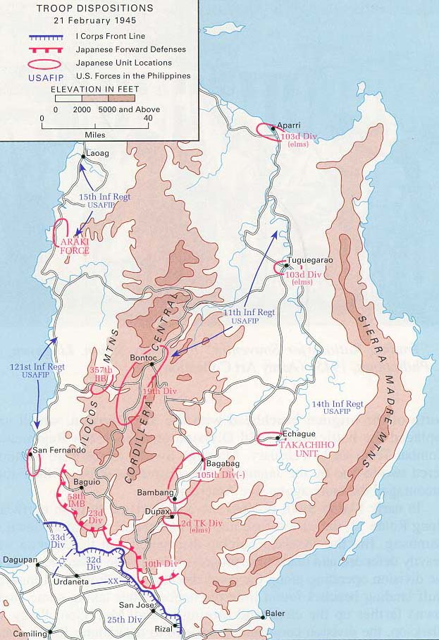 Asia pacific theater maps historical resources about the second httplibutexasmapshistoricalluzontroops1945g sciox Image collections