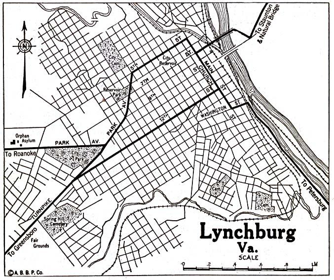 Virginia Maps PerryCastañeda Map Collection UT Library Online - Map us va
