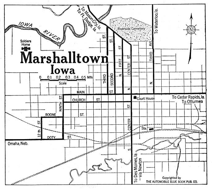 Iowa Maps PerryCastañeda Map Collection UT Library Online - Iowa map us