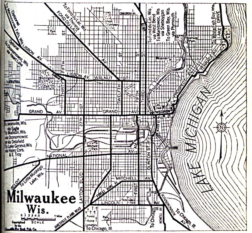 Wisconsin Maps PerryCastañeda Map Collection UT Library Online - Wisconsin maps