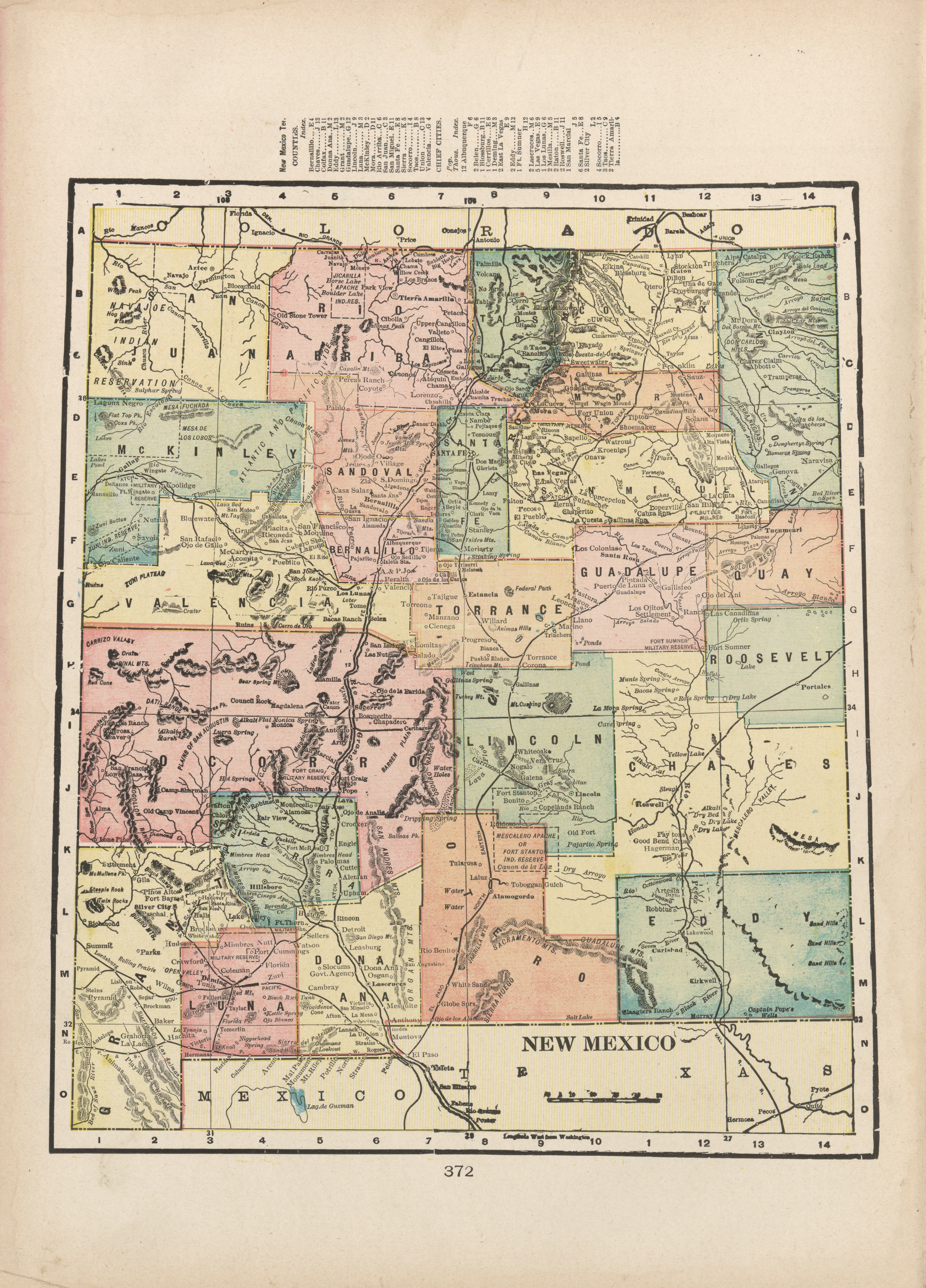 Maps from the monarch standard atlas perry castaeda map maps from the monarch standard atlas of the commercial geographical and historical world by j martin miller gumiabroncs Image collections