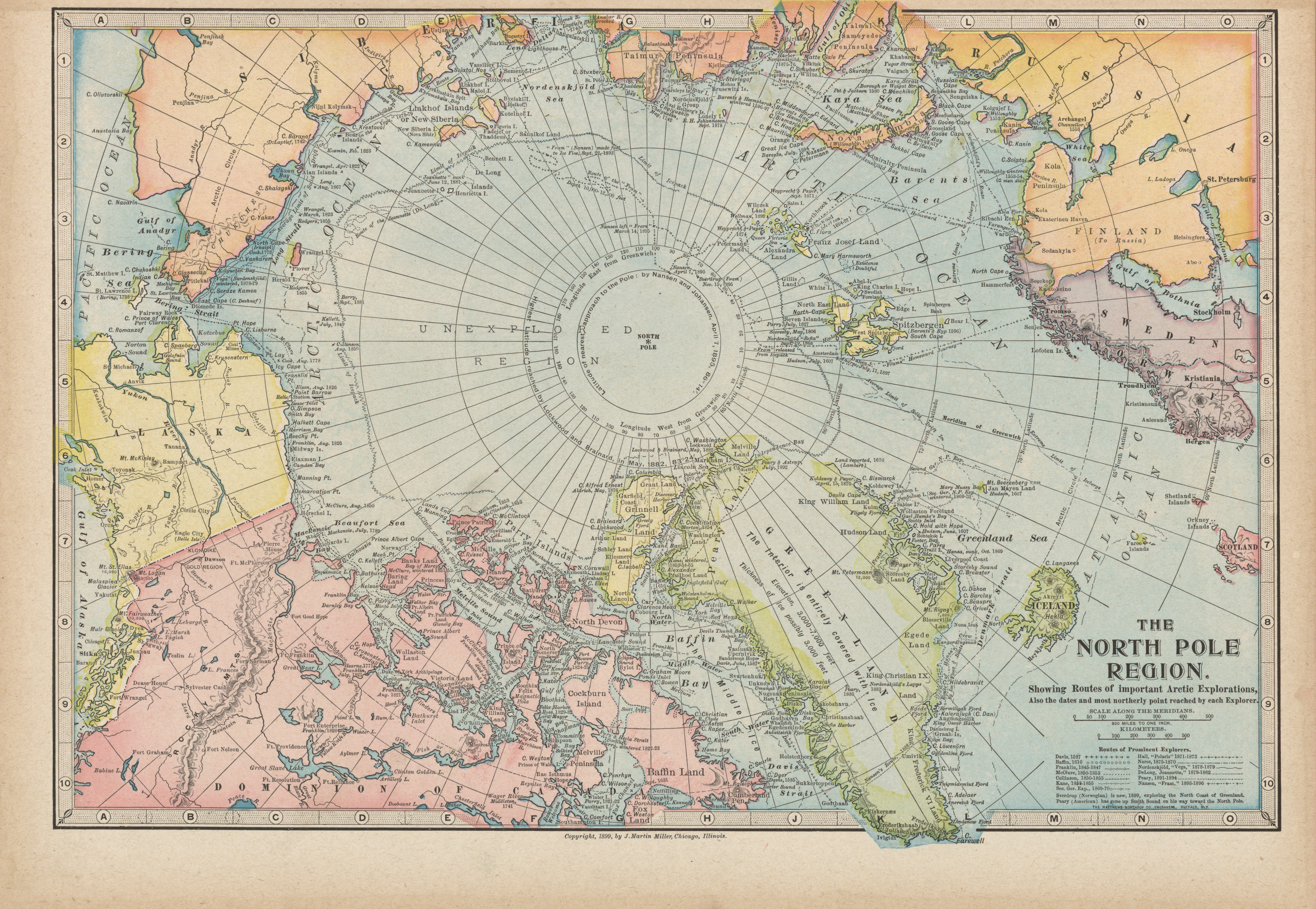 Maps from the monarch standard atlas perry castaeda map maps from the monarch standard atlas of the commercial geographical and historical world by j martin miller gumiabroncs Choice Image